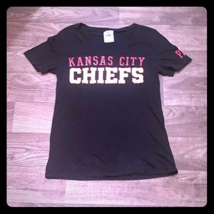 Victoria's Secret PINK Kansas City Chiefs tee